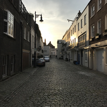 Eaton Mews South